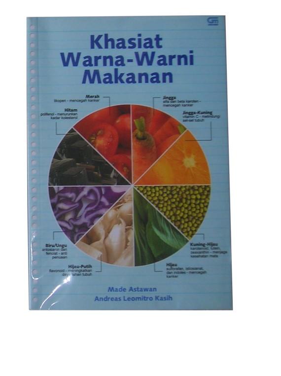cover warna-warni makanan